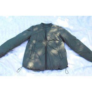 Lululemon Reversible Down Bomber Jacket